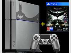 [Saturn Österreich] Sony PlayStation 4 (PS4) 500GB Batman: Arkham Knight Limited Edition für 358,-€ inc.Versand