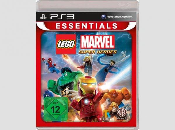 [Saturn] LEGO Marvel Super Heroes (Essentials) - PlayStation 3 für 10,-€ bei Lieferung in die Filiale