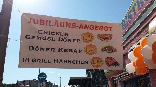 [Berlin S Westend] Döner für 1,49€