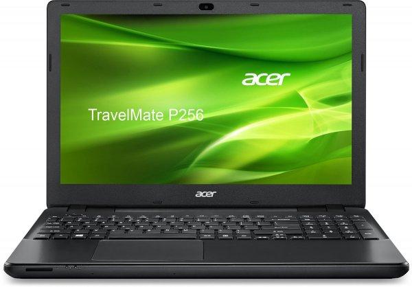 Acer TravelMate P256-MG-510B 39,6 cm (15,6 Zoll HD) Notebook (Intel Core i5-4210U, 2,7GHz, 4GB RAM, 500GB HDD, Nvidia GeForce 840M, DVD, Win7 / Win 8 Pro)