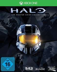 [Saturn] Halo - The Master Chief Collection (Xbox One) für 19,99€ versandkostenfrei