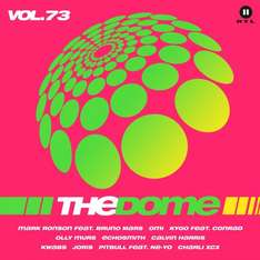 [Google Play Musik] The Dome, Vol. 73 statt 11.99€