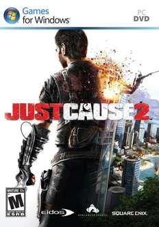 Just Cause 2 Steam [Nuuvem]