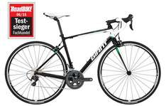 Rennrad Giant Defy 0 LTD 2015