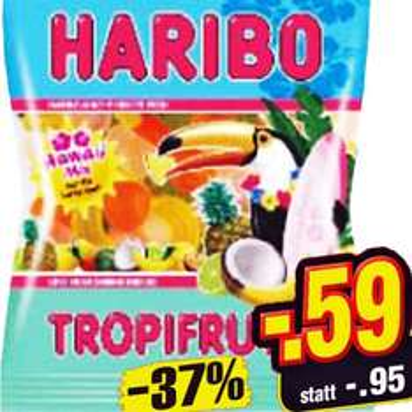 Haribo Fruchtgummi verschiedene Sorten für nur 0,59€ am Samstag bei [Netto MD]