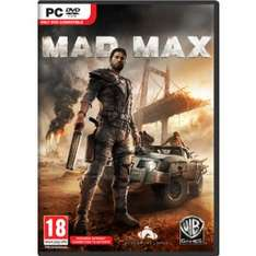 [Steam]Mad Max PC Pre-Order für 17,30€ @ CDKeys