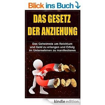 """Amazon eBook. """"Das Gesetz der Anziehung"""""""