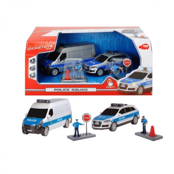 [Amazon.de] Dickie-Spielzeug Polizei Set -Prime-
