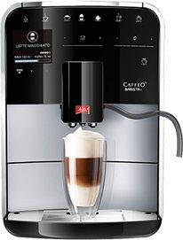 Melitta Caffeo Barista T silber [ebay/deltatecc]