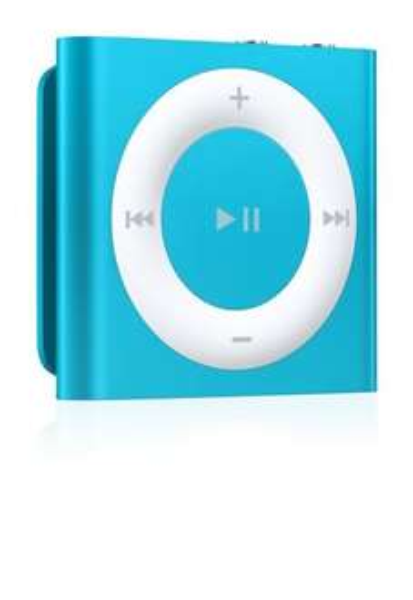 APPLE iPod shuffle 2GB blau