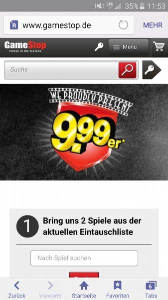 [Köln] Gamescom Aktion Viele Vorbestellungen für 39,99€ zB FIFA 16, CoD black ops 3, Forza 6 uvm