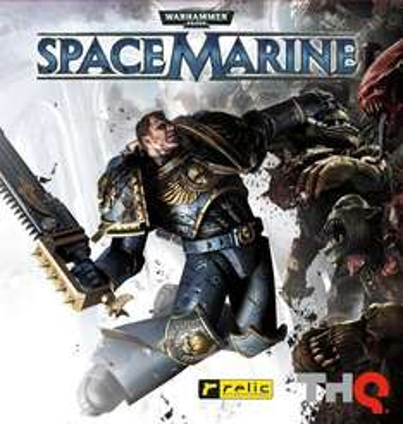 Warhammer 40,000: Space Marine [PC Code - Steam]