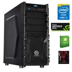 [one.de] Gaming PC: Intel Core i5 4590 | 8 GB DDR3 RAM | NVIDIA GeForce GTX960 | 1 TB HDD | inkl. Metal Gear Solid V: The Phantom Pain & Windows 7 64 bit (natürlich upgrade-fähig auf Win 10) für 600 €