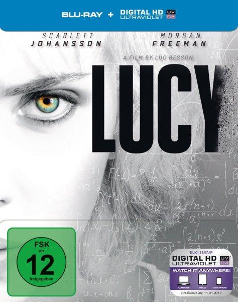 (media-dealer.de) Lucy - Steelbook [Limited Edition] für 11€ + 1,99€ VSK