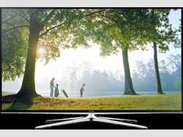 SAMSUNG UE50H6470, 126 cm (50 Zoll), Full-HD, LED TV, 400 Hz für 799€ inkl. Versand