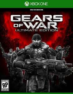 [HK Xbox Live Store] Gears of War Ultimate Edition inklusive Gears 1-3 & Judgement via BC