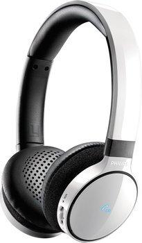 [NBB] Philips SHB9150 Bluetooth On-Ear-Kopfhörer (NFC, Mikro) in weiß für 52,98€