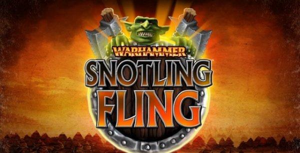 (Apple) Warhammer: Snotling Fling kostenlos für IOS