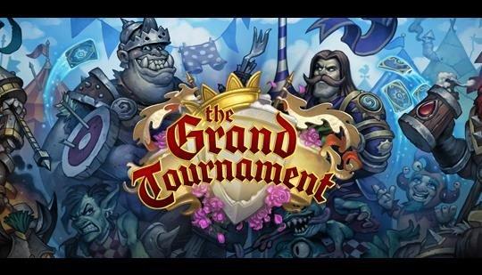Hearthstone - Grand Tournament Paket (50 Packungen) + 10 weitere Kartenpackungen für 40€ statt 58€