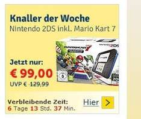 [mytoys] Nintendo 2 DS inkl. Game für 99€