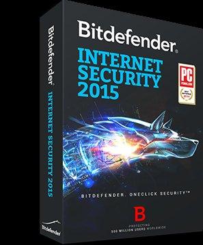 Chip: Bitdefender Internet Security 2015 - Kostenloser 1-Jahres Key (360 Tage)
