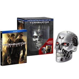 Terminator Genisys Endo Skull - Zavvi Exclusive Limited Edition Giftset Blu-ray
