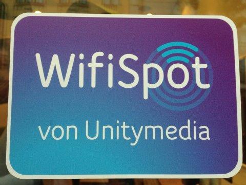 Köln : Gratis-WLAN  -  34 neue Zugangspunkte ab 4.8.2015