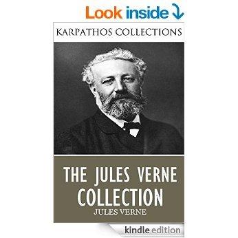 The Jules Verne Collection [eBook-Englisch] gratis bei Amazon.de