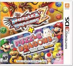 Amazon Prime: 3DS: Puzzle & Dragons Z + Puzzle Dragons Super Mario Bros. Edition