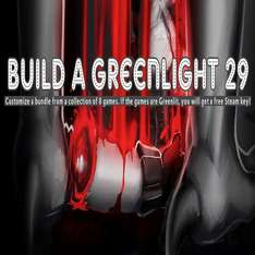 Build a Greenlight Bundle 29 @ Groupees
