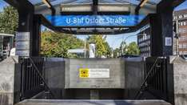 [LOKAL] Berlin - BVG kostenloses WLAN - U-Bahnhof Osloer Straße