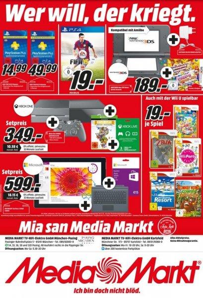 [lokal München & Karlsfeld] FIFA 15 PS4 für 19€
