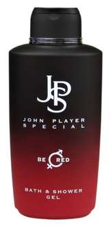 Rossmann bundesweit John Player Special  Be Red Bath & Shower Gel 500 ml für 2,99 Euro