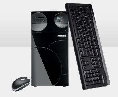 [MEDION]  PC MEDION AKOYA B116 mit Windows 8.1 für 269 Euro