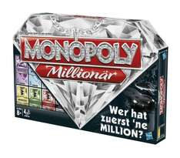 [HANAU] Thalia: Monopoly Millionär für 22,47€ / Monopoly Junior Party für 14,47€ (Idealo:28,85€/17,98€) + PB