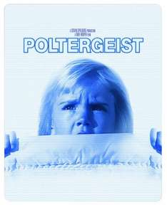 Poltergeist (Steelbook) [Blu-ray] [Limited Edition] für 14,99€ @Amazon.de (Prime)