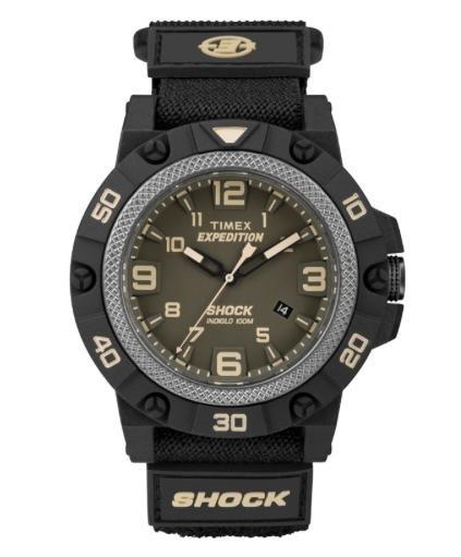 Timex Field Shock Herrenuhr für 39,95€ statt 55€ @Uhr.de, keine VSK