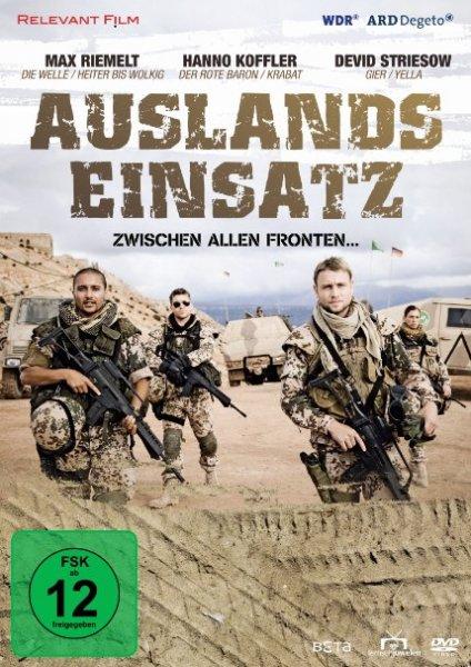 """Film """"Auslandseinsatz"""" mit Max Riemelt (mit Downloadmöglichkeit)"""