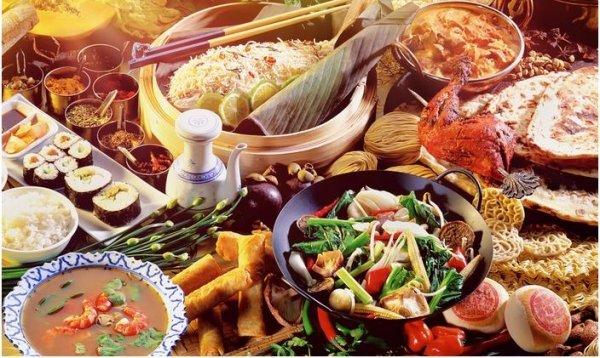 【Berlin】 Asiatisches All-you-can-eat Buffet inkl. Fleisch, Fisch, Gemüse und Dessert für Zwei bei Lins Mandarin 2 für 18,90 €
