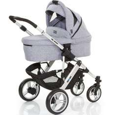 ABC Design Mamba 2015 Graphite Kinderwagen Kombikinderwagen Buggy, 429,90 EUR @ amazon