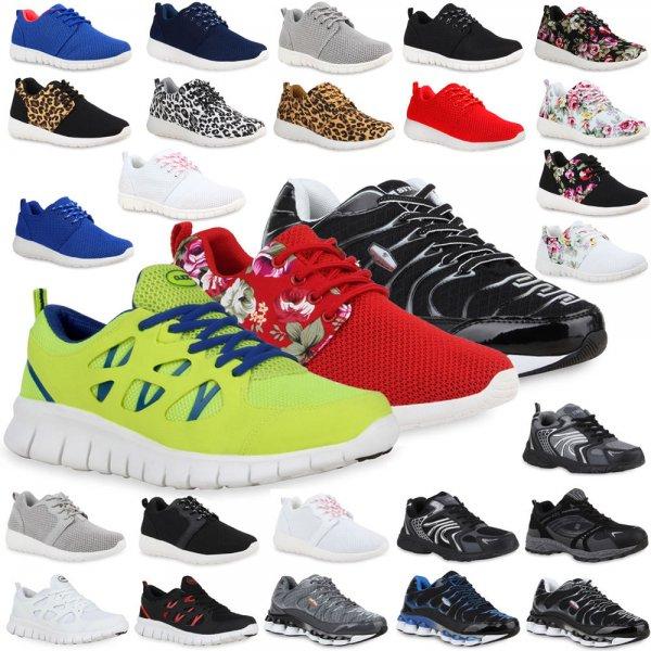 14.90€ für Damen & Herren Sportschuhe Runners Laufschuhe 890187 Sneakers Gr. 36-46