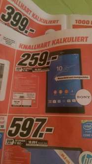 Sony Xperia Z3 Tablet (Lokal: MM Dortmund)