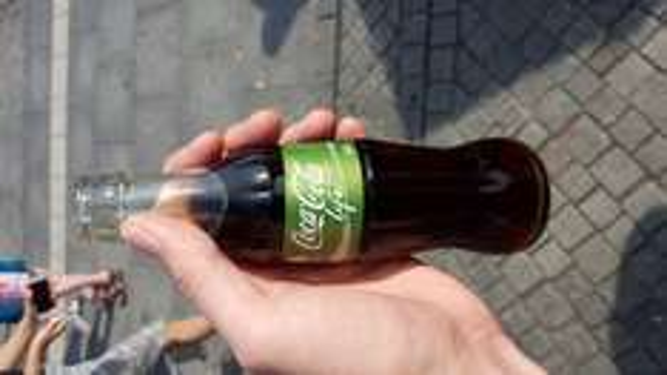GRATIS Coca Cola Life