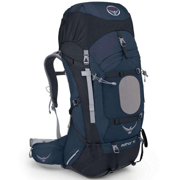[Taschenparadies.de] OSPREY Trekking-Rucksack Aether 70 M midnight blue für 104,50€