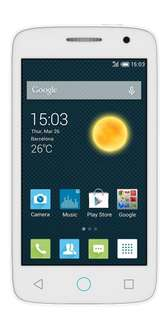 "Alcatel Pop 2 4.0"" 4045D - DUAL SIM - LTE - Quadcore Snapdragon 410 - 64bit - Android 5.0 - 1GB RAM"