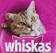 Gratisprobe Whiskas abstauben - Promotionaktion in 19 Städten (7.-15.8.)