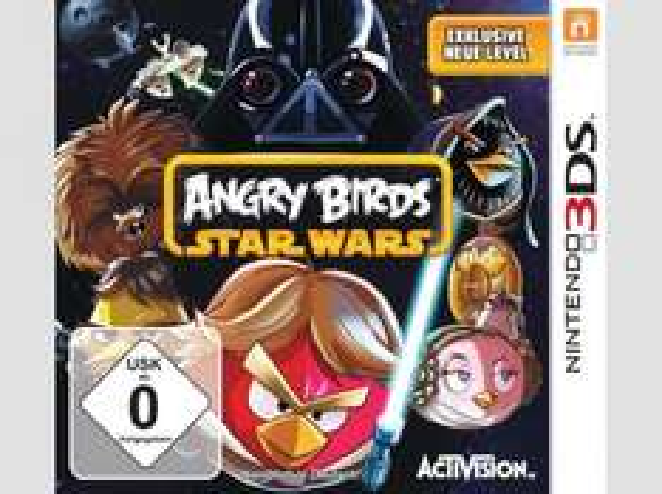 Angry Birds Star Wars [Nintendo 3DS] Für 7,99€  Portofrei !
