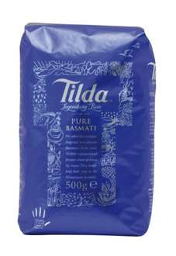 [Amazon-Marktplatz] TILDA PURE BASMATI Basmatireis, 8er Pack (8 x 500 g Packung)