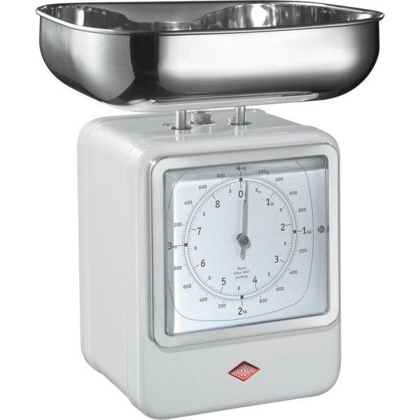 AMAZON WHD PRIME - Wesco 322 204-01 Küchenwaage, weiß