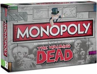 (Brettspiel) Monopoly The Walking Dead